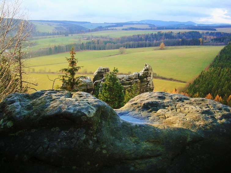 Od Jara Rezervační Systém Na Skalní Město Adršpach