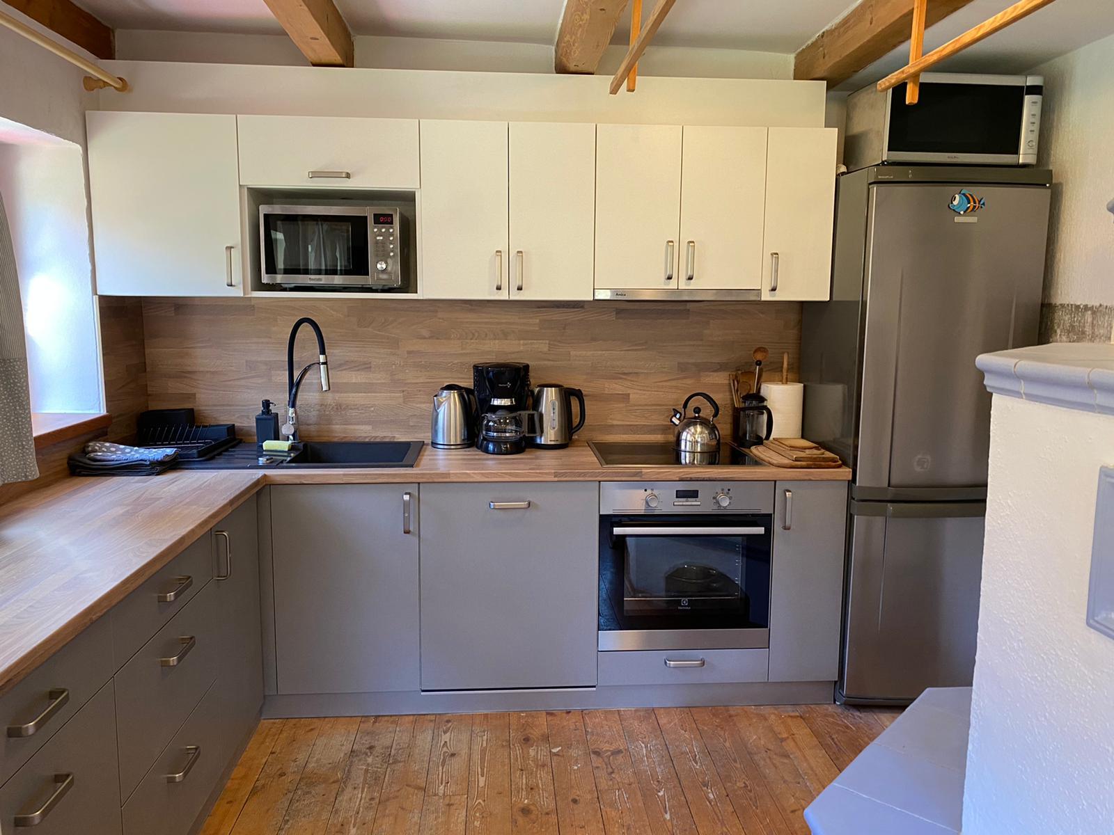 Rekonstrukce – Nová Kuchyň